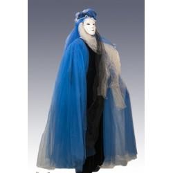 VENEZIA VELLUTO NERO TULLE BLUE CO-0254 /CO-0255
